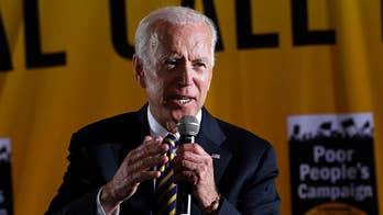 Biden slammed by Dem rivals for highlighting ability to work with segregationist senators