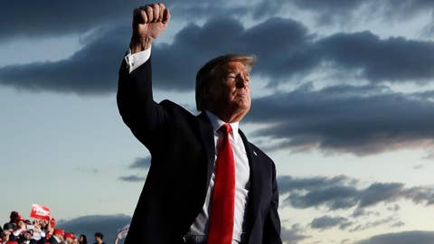What is President Trump's 2020 re-election strategy?