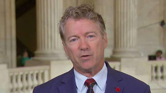 Sen. Rand Paul: It's a mistake to keep ramping things up in the Middle East