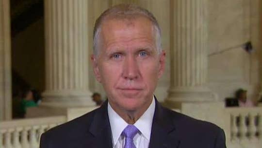 Sen. Tillis: We need to keep US personnel safe in the Middle East