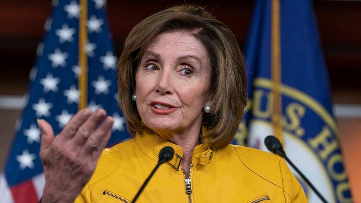 Deepening divide between Nancy Pelosi and new, radical Democrats over impeachment