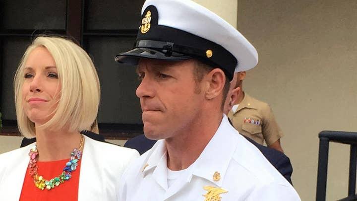 Eddie Gallagher trial pits Navy SEAL against Navy SEAL as court proceedings begin