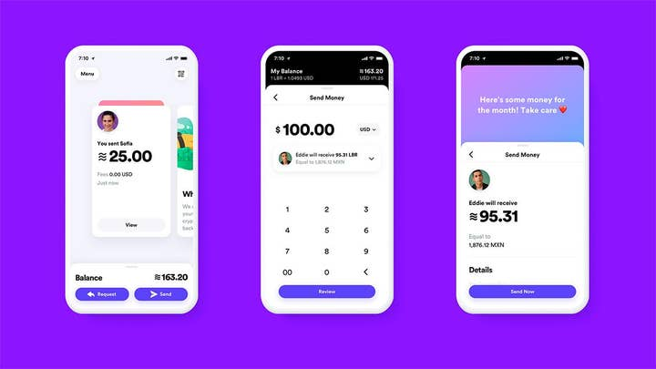 Facebook unveils new cryptocurrency