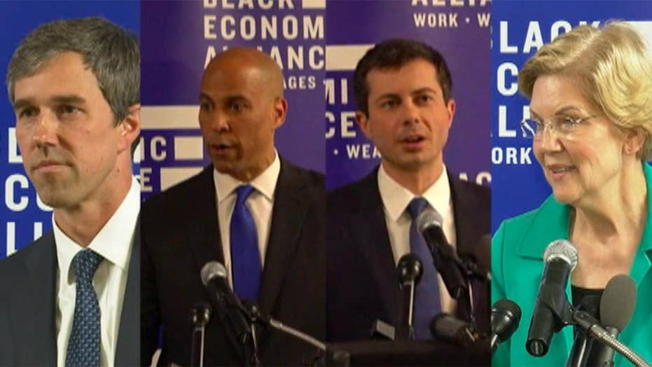 South Carolina will be 2020 democratic candidates first test amongst African American voters
