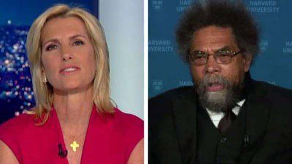 Cornel West on economics in black community