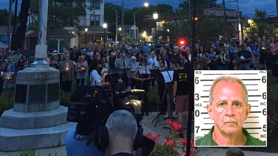 Hundreds protest plan to release man who brutally killed 16-year-old girl in New York