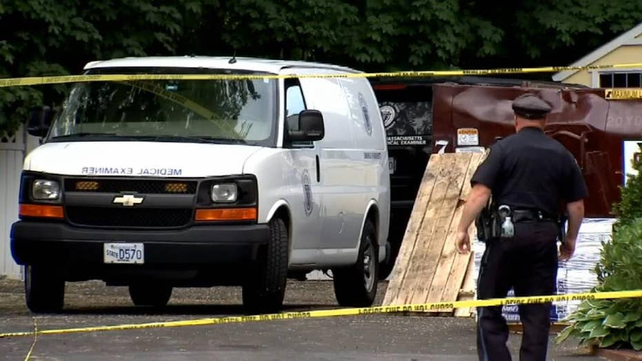 Workers find human bones on the property of a newly purchased home in Massachusetts