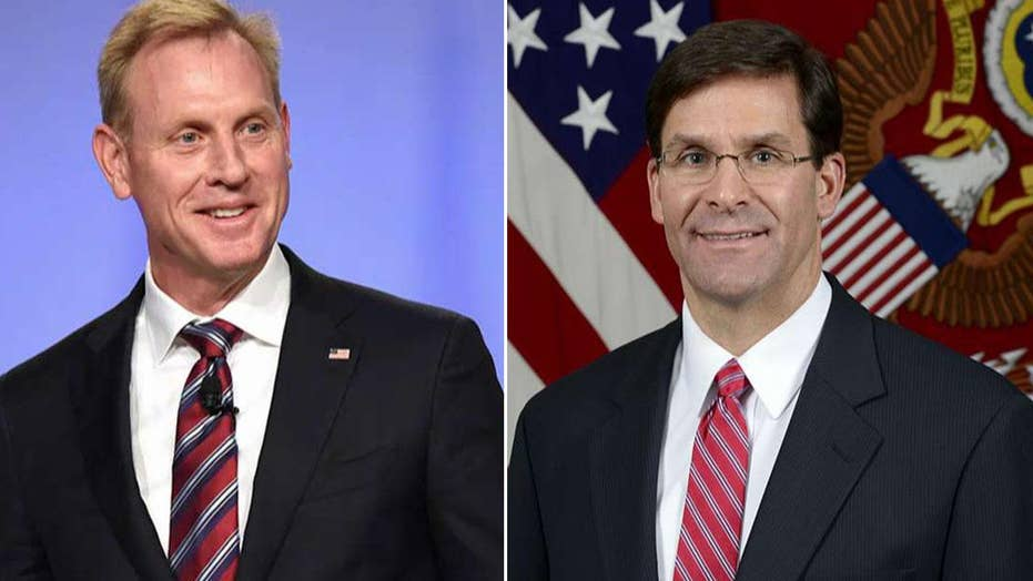 Trumps Education Secretary Pick Led >> Shanahan Drops Out Of Contention To Lead Pentagon As Trump Taps