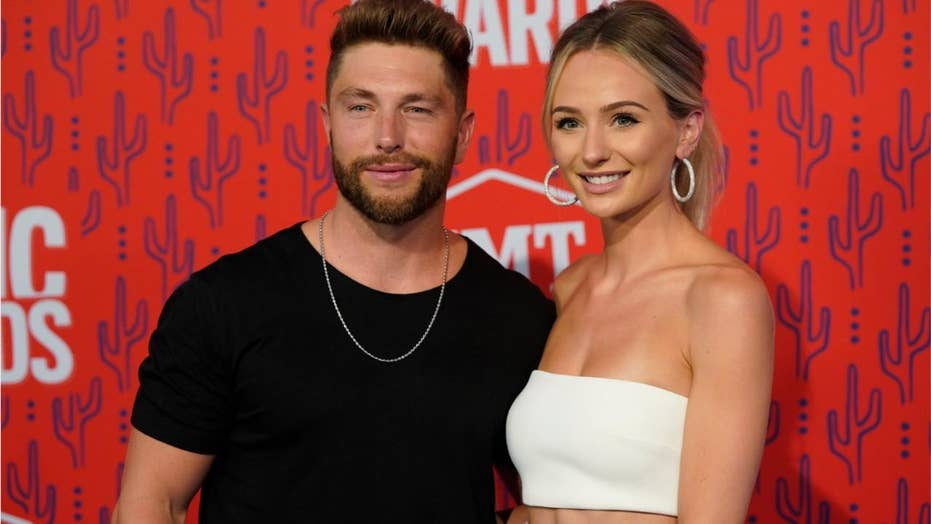 Country singer Chris Lane, reality star Lauren Bushnell headed to the altar
