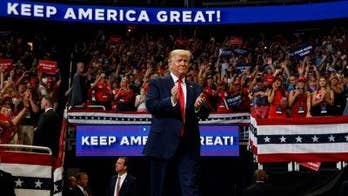 Capri Cafaro: Trump loves being a candidate but it looks like it's anyone's game in 2020