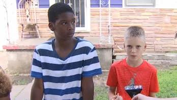 Oklahoma boys' lemonade stand robbed, phone stolen, police say