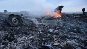 MH17 crash murder suspects absent as trial kicks off with reading nearly 300 names of those killed