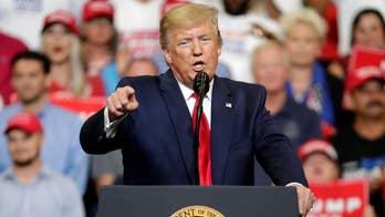 Trump slams 'radical' Democrats at 2020 campaign kickoff