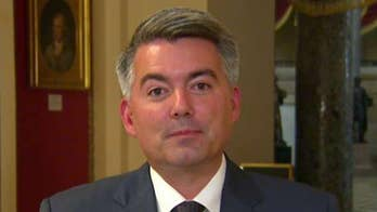Sen. Cory Gardner: Iran has acted unchecked many times