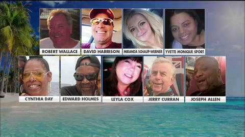 9 US tourists die mysteriously in Dominican Republic