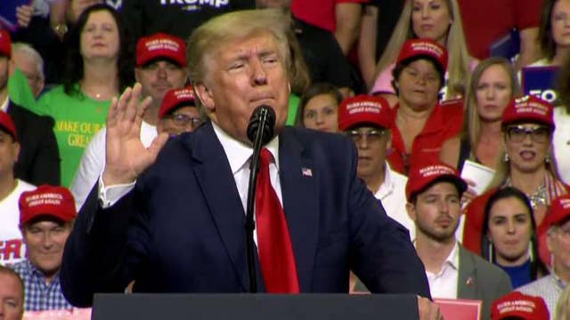 What did Florida voters think of Trump's kickoff campaign speech?