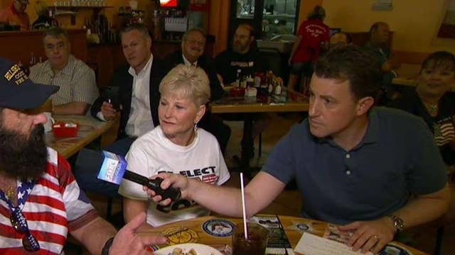 Breakfast with 'Friends': Florida's first responders react to Trump's rally