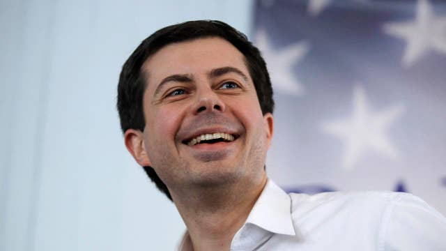 Pete Buttigieg returns to South Bend, Indiana to deal with officer involved shooting