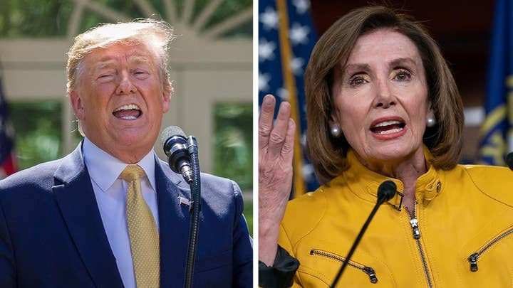 Pelosi on Trump: If the goods are there, you must impeach