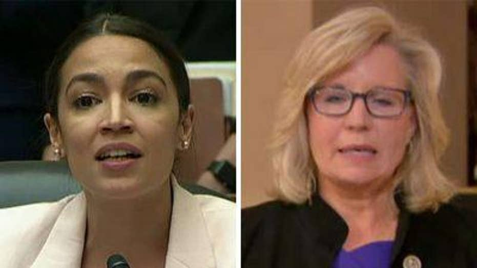 Liz Cheney responds to AOC's comments on 'concentration camps'