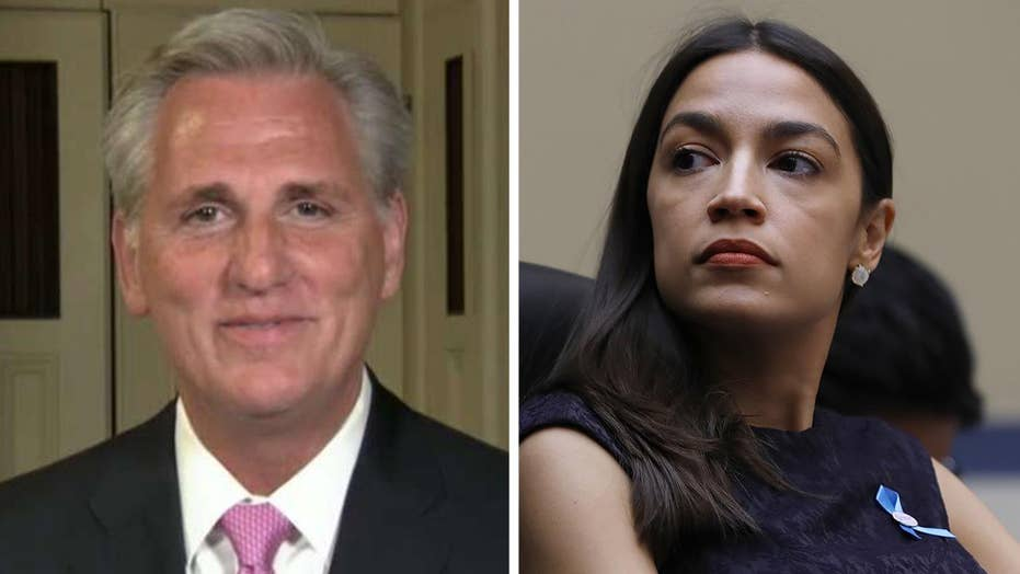 Rep. McCarty: Ocasio-Cortez owes the country an apology for concentration camp remarks