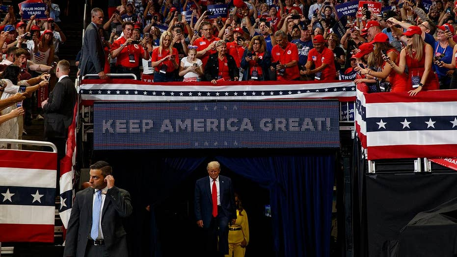 Media ramp up Trump attacks after president's 2020 campaign kickoff