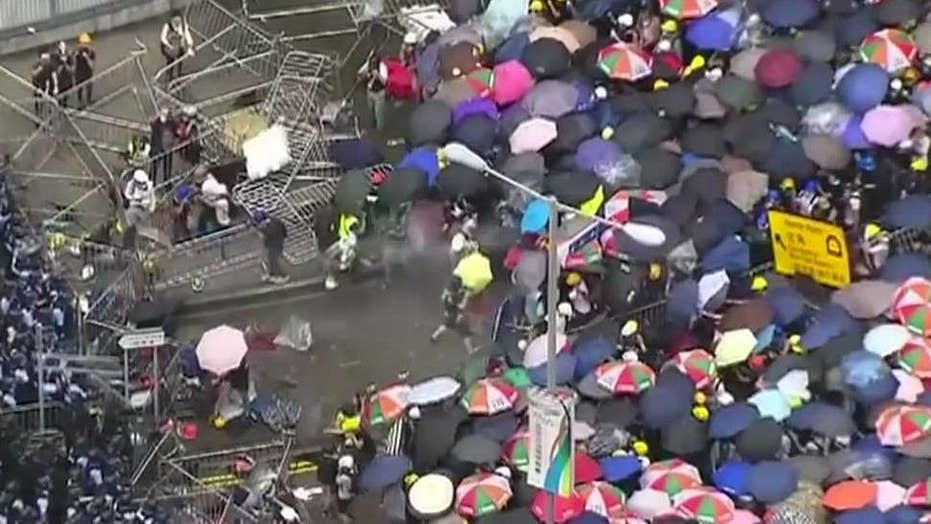 More protests planned in Hong Kong over extradition bill