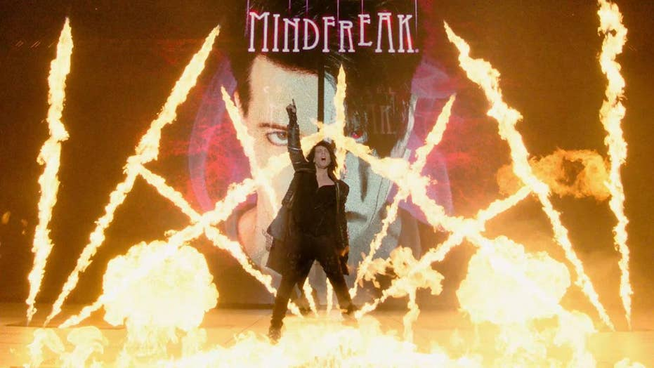 Criss Angel talks Broadway debut