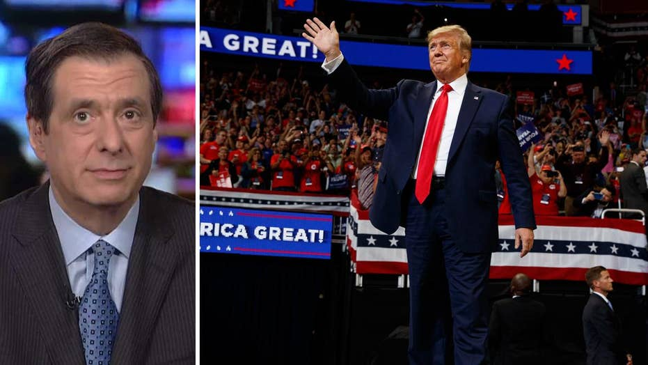 8c7bdd0e782b2 Howard Kurtz: Can Democrats compete for airtime with Trump's megaphone?