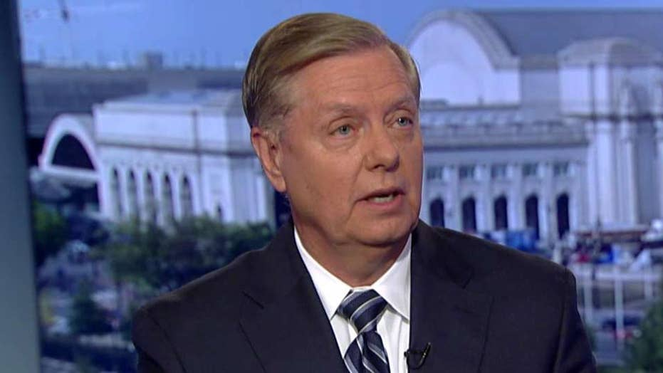 Graham: Tensions with Iran are getting more dangerous by the day