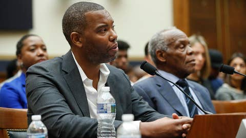 Ta-Nehisi Coates, Danny Glover testify about reparations on Capitol Hill