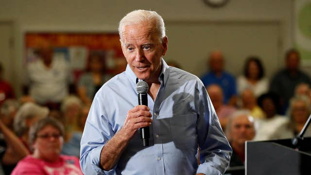 Biden refuses to apologize for remarks on working with segregationist senators