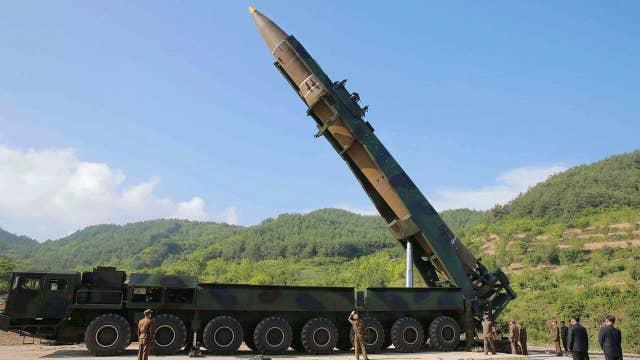 China willing to work toward North Korea denuclearization