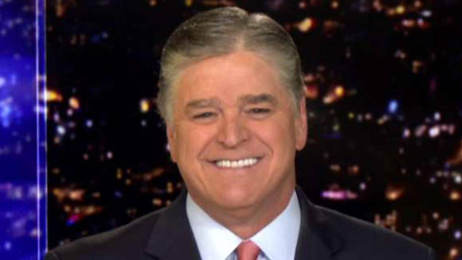 Hannity: Trump supporters pack arena in Orlando