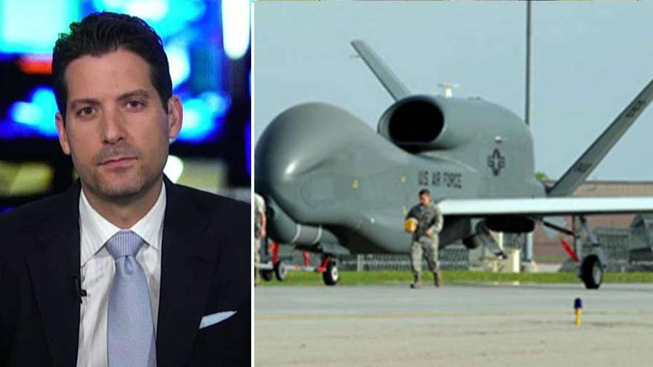 Drone expert says downed US aircraft wouldn't have been flying over Iran