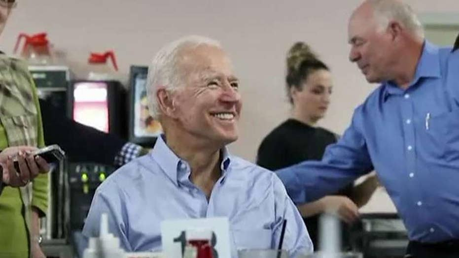 Biden not apologizing for remarks on segregationist senators after being hit by 2020 rivals