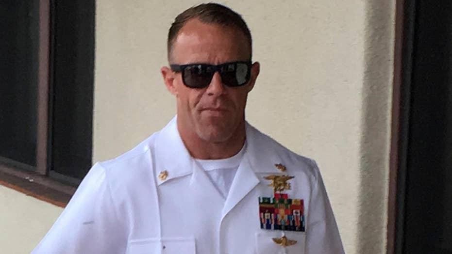 Medic testifies that he, not Navy SEAL Eddie Gallagher, was