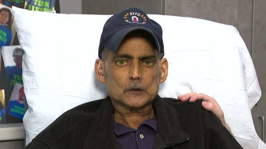9/11 first responder shares a final message: Still breathing, still fighting
