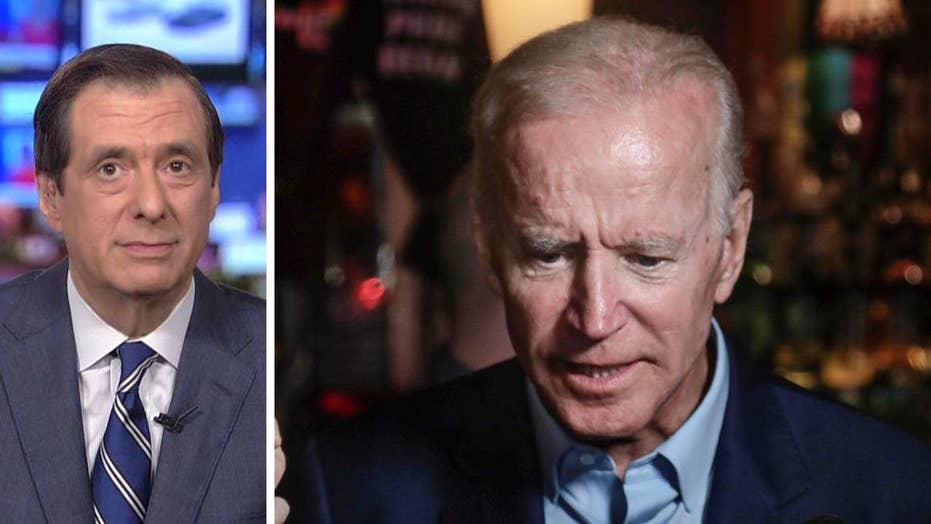 Howard Kurtz: Gaffe Watch: Pundits say ex-VP seems stuck in the past