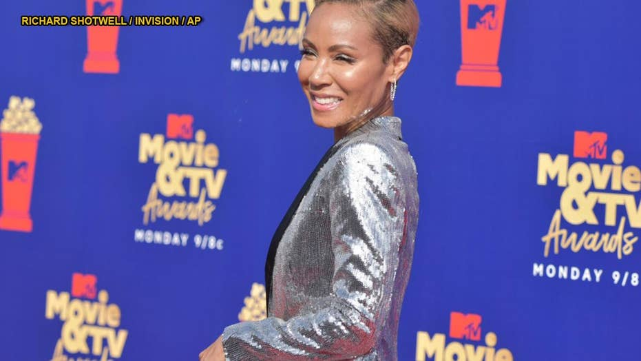 Jada Pinkett Smith confesses she had a threesome when she was 'very young'