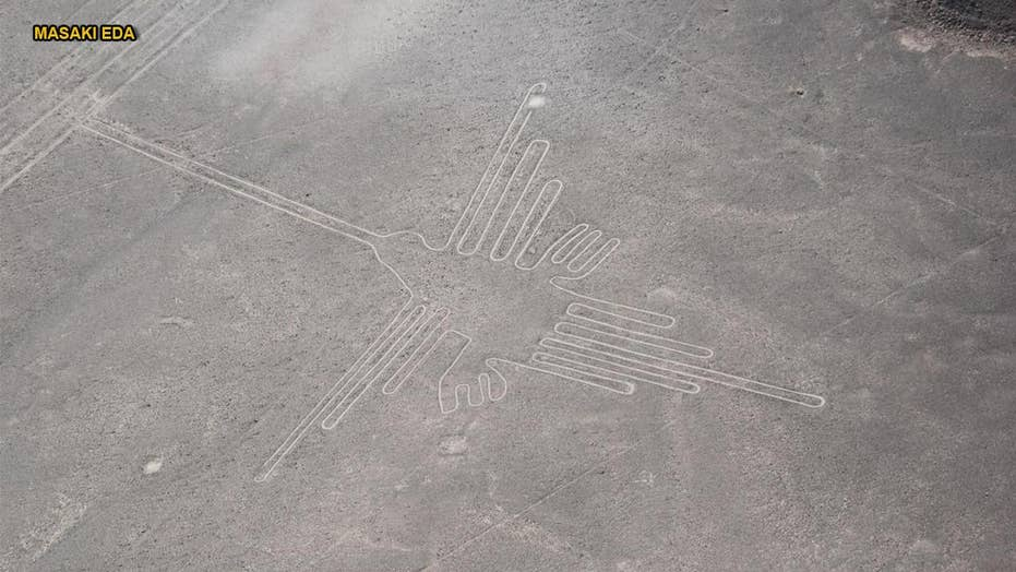 Scientists reveal ancient secrets behind Nazca Lines drawings