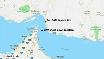 Jim Hanson: US should attack Iran militarily to retaliate for downing of American drone