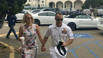 US Navy refuses to drop war crime charges against Navy SEAL Eddie Gallagher