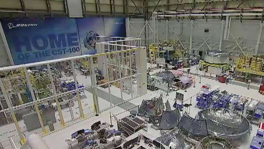 Exclusive: Inside Boeing's Starliner production facility