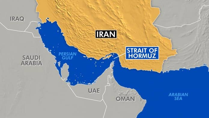 UAE oil tanker missing in Strait of Hormuz after drifting into Iranian waters