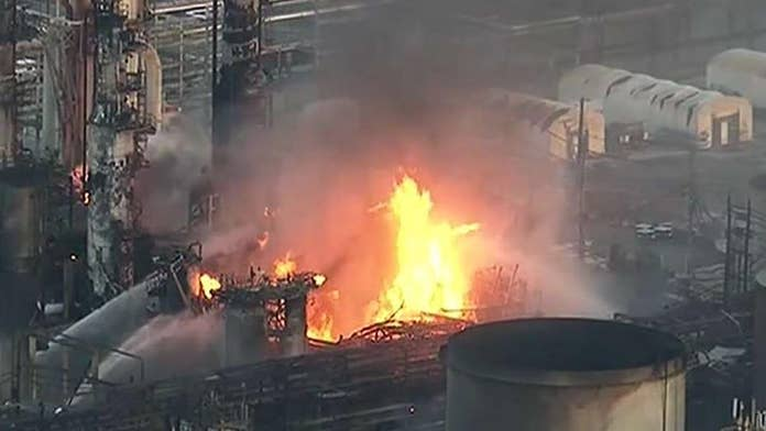 Philadelphia energy firm files for bankruptcy one month after blast and blaze