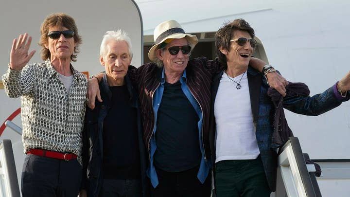 Rolling Stones ready to hit the road on US tour