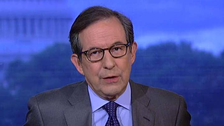 Chris Wallace: Trump's last-minute decision to call off Iran strike raises more questions