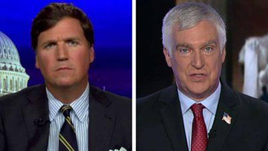 Fred Fleitz on Tucker Carlson Tonight