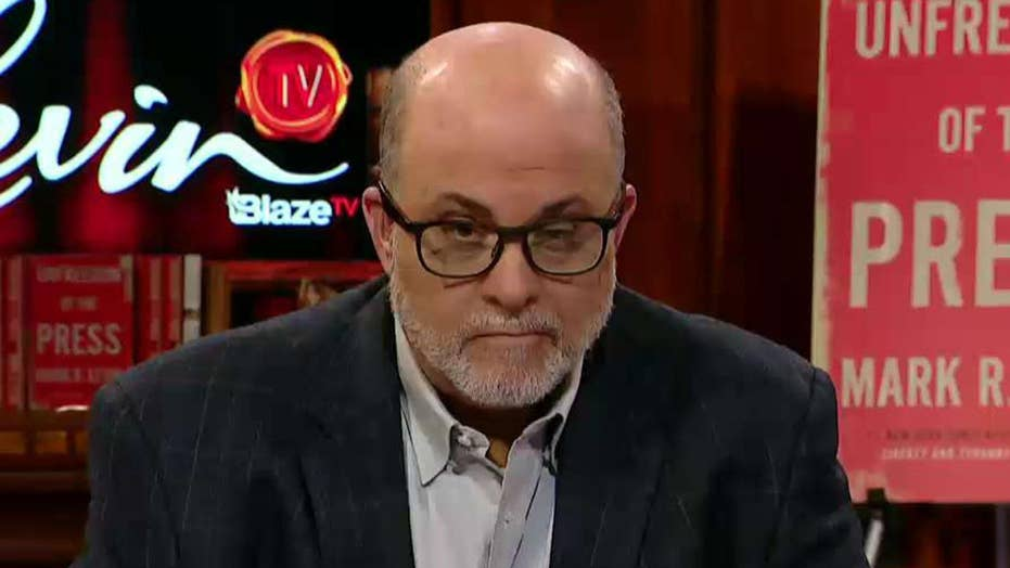 Mark Levin: Stop apologizing for Iran